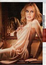 Kylie Minogue Magazine Feature January 2011