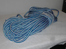 Arborist 12 strand polyester climbing rope 1/2x200 feet Blue Ox tree