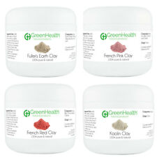 Green Health Clay Sampler Set (1.5 oz) - Free Shipping