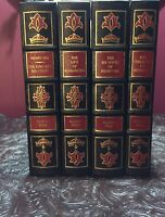 Easton Press Henry VIII Alison Weir Set of 4 Volumes Leather Bound
