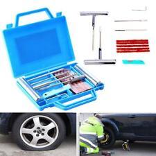 11pcs Tire Repair Kit DIY Flat Tire Repair Car Truck Motorcycle Home Plug Patch
