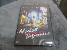 "DVD NEUF ""ABSOLUTE BEGINNERS"" David BOWIE, E. O'CONNELL, Patsy KENSIT, Sade"