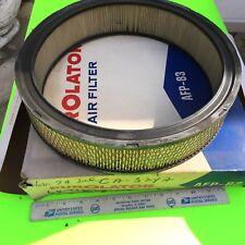 Ford, Mercury, other old car air filter.  Purolator AFP-83.   Item:  8473
