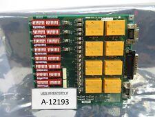 Nikon 4S007-854-1 Power Supply Relay Board PCB ST-DRU NSR-S204B Used Working