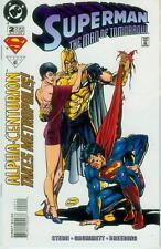 Superman: Man of tomorrow # 2 (états-unis, 1995)