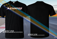 NEW LIMITED STRATOS BOATS PERFORMANCE MICROFIBER T-SHIRT