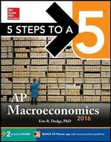 5 Steps to a 5 AP Macroeconomics 2016 by Eric Dodge