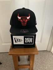 Authentic mitchell and ness Bulls  Cap Fitted