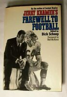 Farewell to Football by Jerry Kramer, Signed, First Printing - 1969