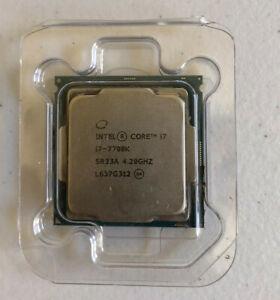 Intel Core i7-7700K 4.2 GHz Unlocked Kaby Lake CPU (LGA 1151)