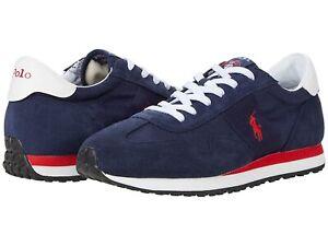 Man's Sneakers & Athletic Shoes Polo Ralph Lauren Train 85 Sneaker