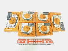 BK116-0,5 #6x Märklin H0 Cartone Vuoto per Kit di Costruzione: 4802 +4900+