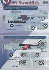 Print Scale 1/72 Fairey Swordfish # 72043