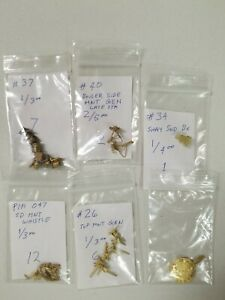 Ho Scale Kemtron Brass Parts Lot of 6 Group # 1