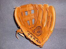 "Dunlop 10 1/2"" Team Master Series L-300 Baseball T-Ball Glove Rht 889/626 Nice"