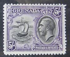 Grenada GV 1934  Sc 123 MLH