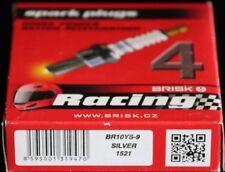 4X Spark Plug APRILIA RSV MILLE 1000 R TUONO SL FALCO BUELL XB9R BRISK BR10YS-9