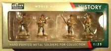 Oryon 2002: US. Army Rangers - 2nd Battalion , 4 Metallfiguren, N E U & O V P