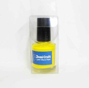 Domi Craft Paint for Soft Lures 09 Yellow (5437)