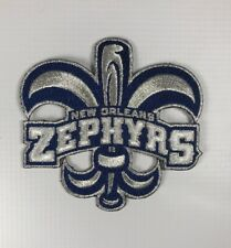 New Orleans Zephyrs MILB Jersey Patch