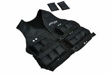 20 Kg Adjustable Weight Vests Weighted Vest Crossfit Training MMA Gym Boot Camp