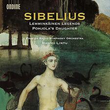 Sibelius / Finnish R - Lemminkainen Legends - Pohjola's Daughter [New SACD]