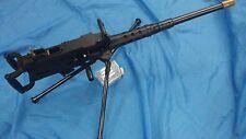 M2 Browning toy gun M2HB prop party movie machinegun cosplay .50 BMG WWII us