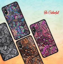 For Samsung Galaxy A10s,A20,A30,A40,A50,A70-Shockproof Silicone Design Back Case