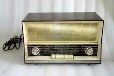 Vintage Old Collectible Rare Philips Radio Model B4CA 17A Tube Radio