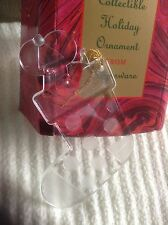 Tupperware Collectible Christmas Ornament Mouse NEW In Box (vintage From 1990's)