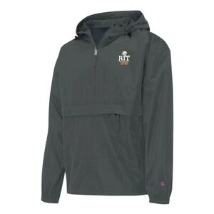 Champion NCAA Rochester Institute of Technology Tigers Windbreaker Jacket