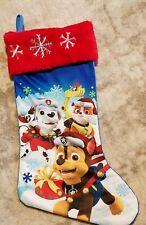 Nickelodeon Paw Patrol Christmas Stocking