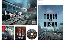 Train to Busan Blu-ray limited Edition by Gong Yoo Busanhaeng Eng. Sub. 부산행