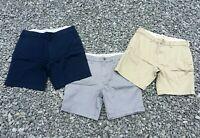 NWT American Eagle Men's Next Level Flex Flat Front Shorts 34 / 36 / 38 / 40