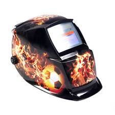 Auto Darkening Welding Helmet Mask Welders Arc Tig Mig Solar Powered W/ Grinding