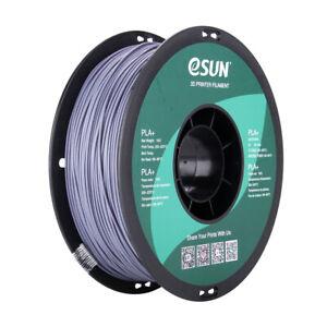 eSUN PLA PRO (PLA PLUS) - Grey - 1.75mm 3D Printer Filament 1KG/2.2lb