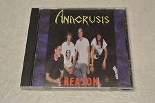 Reason by Anacrusis (CD, 1990, Restless Records (USA))