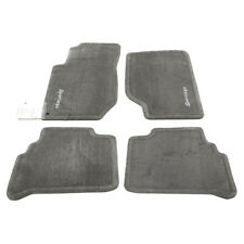 OEM NEW Carpet Floor Mats Gray Set 4-Piece 1995-2002 Kia Sportage UP000-AY010A96