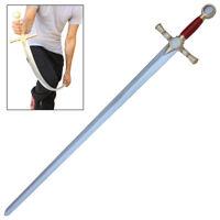 Knights Crusader Templar Masonic Tylers Oath Foam Sword