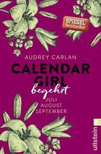 Begehrt: Calendar Girl (3) - Audrey Carlan - UNGELESEN