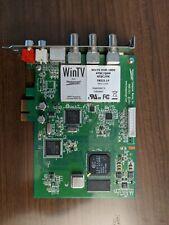 HAUPPAUGE TV TUNER/CAPTURE WinTV-HVR-1800 ATSC/QAM NTSC/FM 78521 LF PCIe x 1