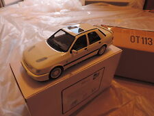 FORD SIERRA COSWORTH 4x4 BLANCHE 1/18 OTTO OTTOMOBILE OTTOMODELS