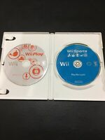 Great Deal Wii Sports And Wii Play (Wii, 2006) Play Like A Pro Family Wii Games