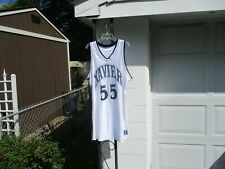Xavier Musketeers Authentic Basketball Players Game Jersey Size 50 (Butler)