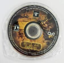 Warriors of the Lost Empire (Sony PSP, 2007) Tested UMD Disk Only