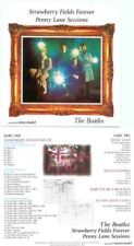 BEATLES Strawberry Fields/Penny Lane Sessions 2 CD