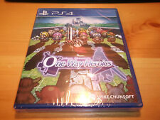 One Way Heroics Playstation PS 4 Limited Run Games LRG#20 New!