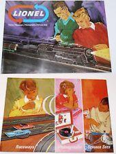 MINT ORIGINAL 1966 LIONEL CATALOG - TRAINS, SLOT CARS, SCIENCE SETS, PHONOS