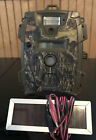 Moultree game camera Charger Camo Laser Aim Model DGS-200 With Solar Panel Power