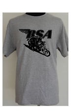 BSA CAFE RACER motorcycle t-shirt - S to 5XL - The allsorts group